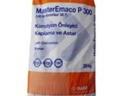 Антикоррозионная грунтовка и праймер MasterEmaco P300