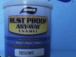 Антикоррозийная краска по металлу «RUST PROOF ANY-WAY Enamel