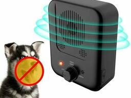 Антилай для собак ультразвуковой стационарный с регулировкой частоты Pet K4, с функцией. ..