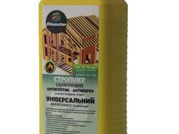 Антипирен-антисептик для обработки стропил, 1л