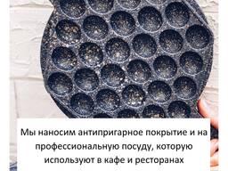 Антипригарне покриття Тефлон