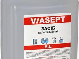 Антисептичний дезінфекційний засіб Віасепт 5л