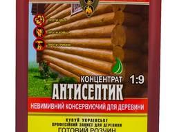 Антисептик для деревянных конструкций