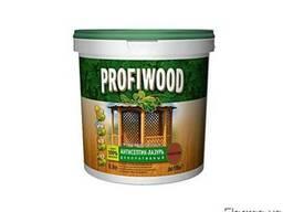 Антисептик-лазурь полиакриловая Profiwood махагон 0,9кг