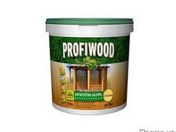 Антисептик-лазурь полиакриловая Profiwood сосна 0,9кг
