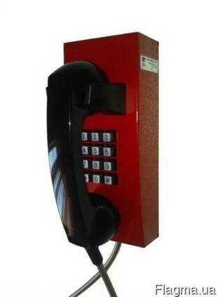 Антивандальный телефонный аппарат БТА-503