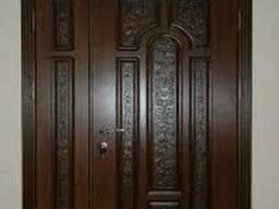 Двойную/Полуторную Входную Дверь