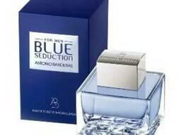 Antonio Banderas Blue Seduction For Men мужской. Оригинал