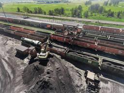 Каменный уголь антрацит с доставкой в Запорожье