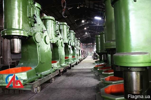 Аньян поставит пневматический молот С41-150 кг