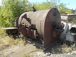 Апарат для перемішування сухих будівельних сумішей
