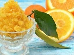 Апельсиновый сахар. Продукция для кулинаров