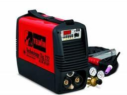 Аппарат аргонно-дуговой сварки 230V, 5-200А, 3-5.5кВт Telwin Technology TIG 222. ..