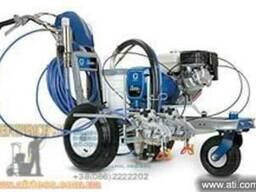 Аппарат для покраски разметочная машина Graco LL IV 5900