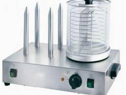 Аппарат для приготовления хот догов штыревой Inoxtech HHD-1