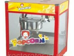 Аппарат для приготовления поп-корна Rauder BPA-6A