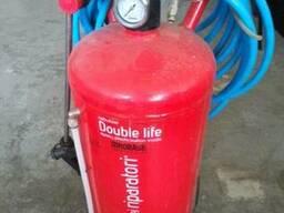 Аппарат для разбрызгивания жидкости ( химического раствора )