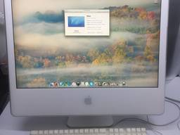 Apple iMac 2006 late MA456RS/A A1200 Core2Duo на запчасти