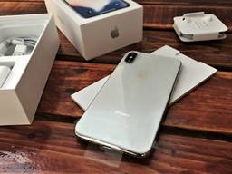 Apple iPhone X 64Gb Silver НОВЫЙ!!! АЙФОН