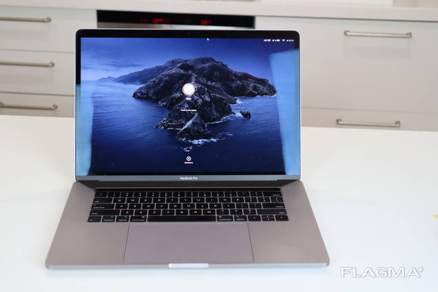 Apple Macbook Pro 15 Retina Space Gray 2018 with TOUCH BAR 16/512gb