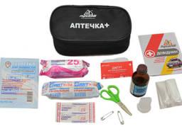 Аптечка медична автомобільна-1 згідно ТУ (02-002-М), м'який