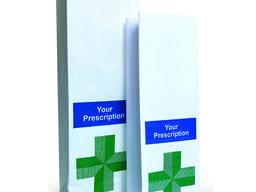 Аптечные пакеты из бумаги