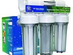 Aquafilter FP3-HJ фильтр четырехступенчатый под мойку