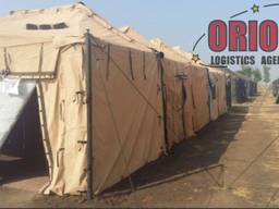 Аренда армейская палатка