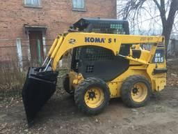 Услуги аренда мини-погрузчика bobcat бобкет в Харькове