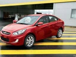 Аренда авто в Одессе Hyundai Accent