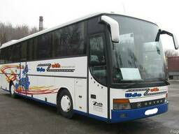 Аренда автобуса на 50 мест в Киеве
