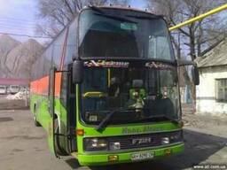 Аренда автобусов в Донецке. Пассажирские перевозки в Донецке