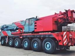 Аренда Автокрана 200 тонн Liebherr LTM 1200