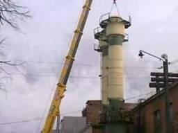 Аренда автокрана от 25 до 220 тонн по Харькову и Украине.