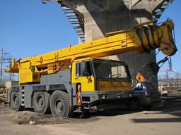 Аренда автокрана 30-40, 50-70, 80-100 тонн, 120-140-200 тонн