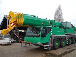 Аренда автокрана 60 тонн Liebherr LTM 1060