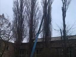 Аренда автовышек 10-25метров г. Одесса