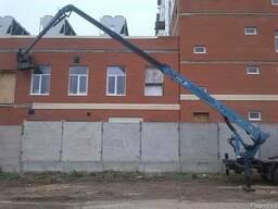 Аренда автовышки до 25метров г. Одесса