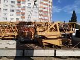 Аренда башенного крана Liebherr 70К - фото 2
