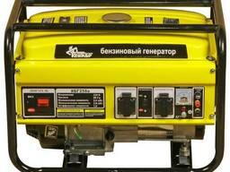 Аренда бензинового генератора