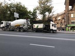 Аренда стационарного бетононасоса