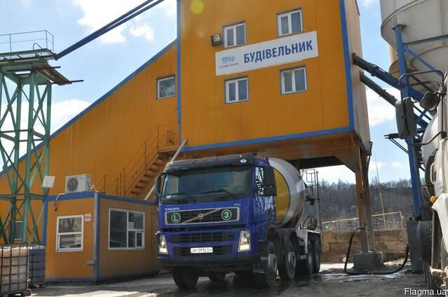 Производство бетона в Киеве