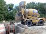 Аренда бетоносмесителя - фото 2