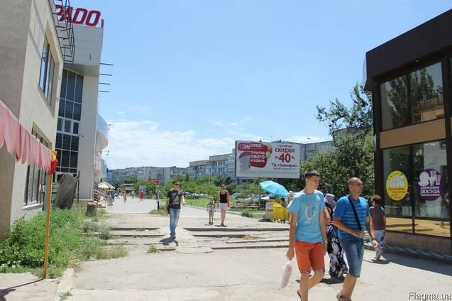 Аренда билборда в Феодосии, р-н бульвара Старшинова