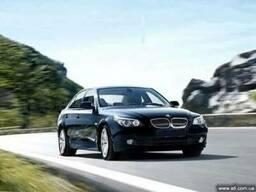 Аренда BMW 5 Series на свадьбу