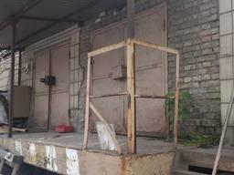 Аренда боксов от 12 м2 возле метро Выдубичи
