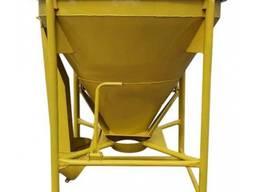 Аренда бункера для подачи бетона 1м3 (рюмочка) Запорожье