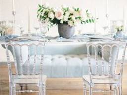 Аренда свадебного прямоугольного стола для молодоженов
