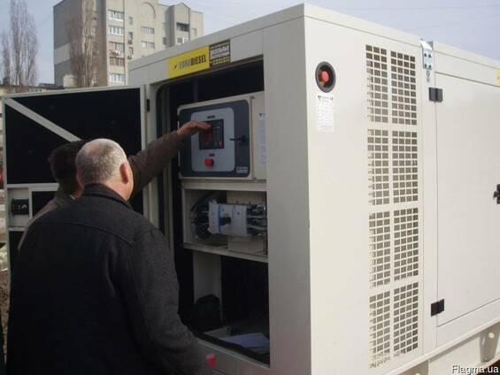 Аренда дизель-генераторов и сварочного агрегата в Одессе