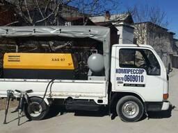 Аренда дизельного компрессора